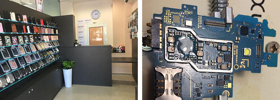 Сервиз за ремонт на телефони, смартфони и gsm-и София