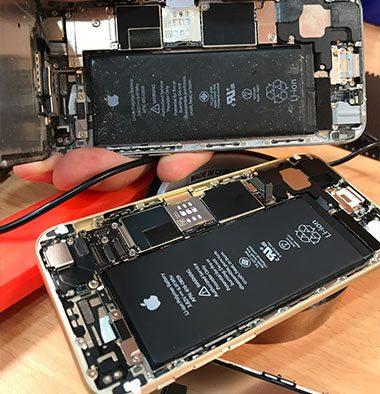 Ремонт и сервиз на iPhone Apple