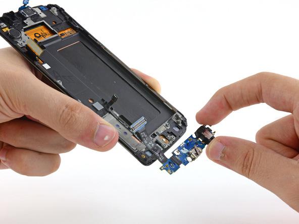 Смяна на букса за зареждане на Samsung