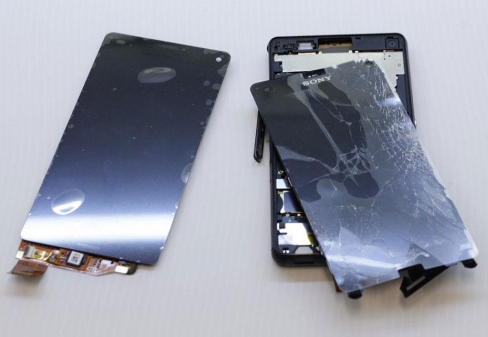 Ремонт на Sony Xperia